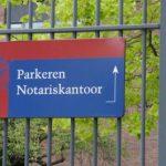 Bezoek Notariskantoor of notaris
