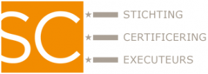 Logo Stichting Certificering Executeurs SCE