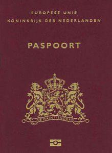 ID Bewijs Paspoort