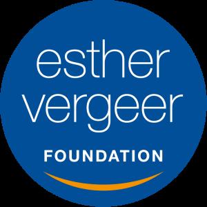 logo Esther Vergeer Foundation