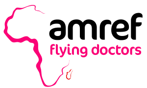 logo Amref Flying Doctors