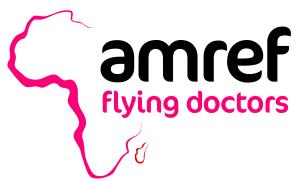 logo Amref Flying Doctors