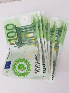 Schenken van geld