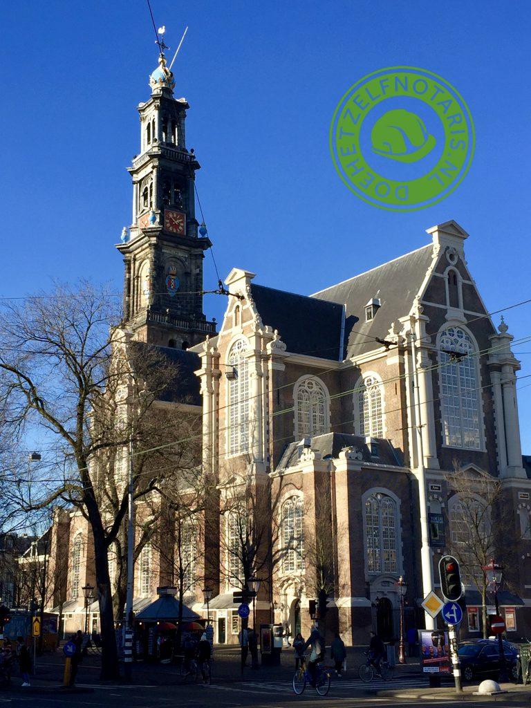 Kerk in Amsterdam